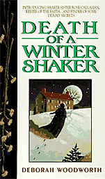 Death of a Winter Shaker cover