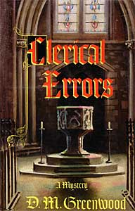 Clerical Errors dust jacket