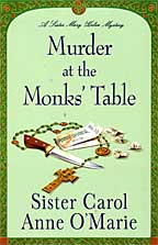 Murder at the Monks' Table cover