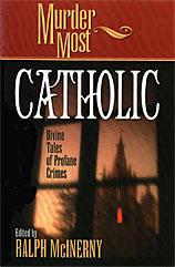 Murder Most Catholic cover