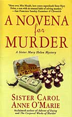 A Novena for Murder cover