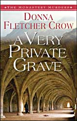 A Very Private Grave cover